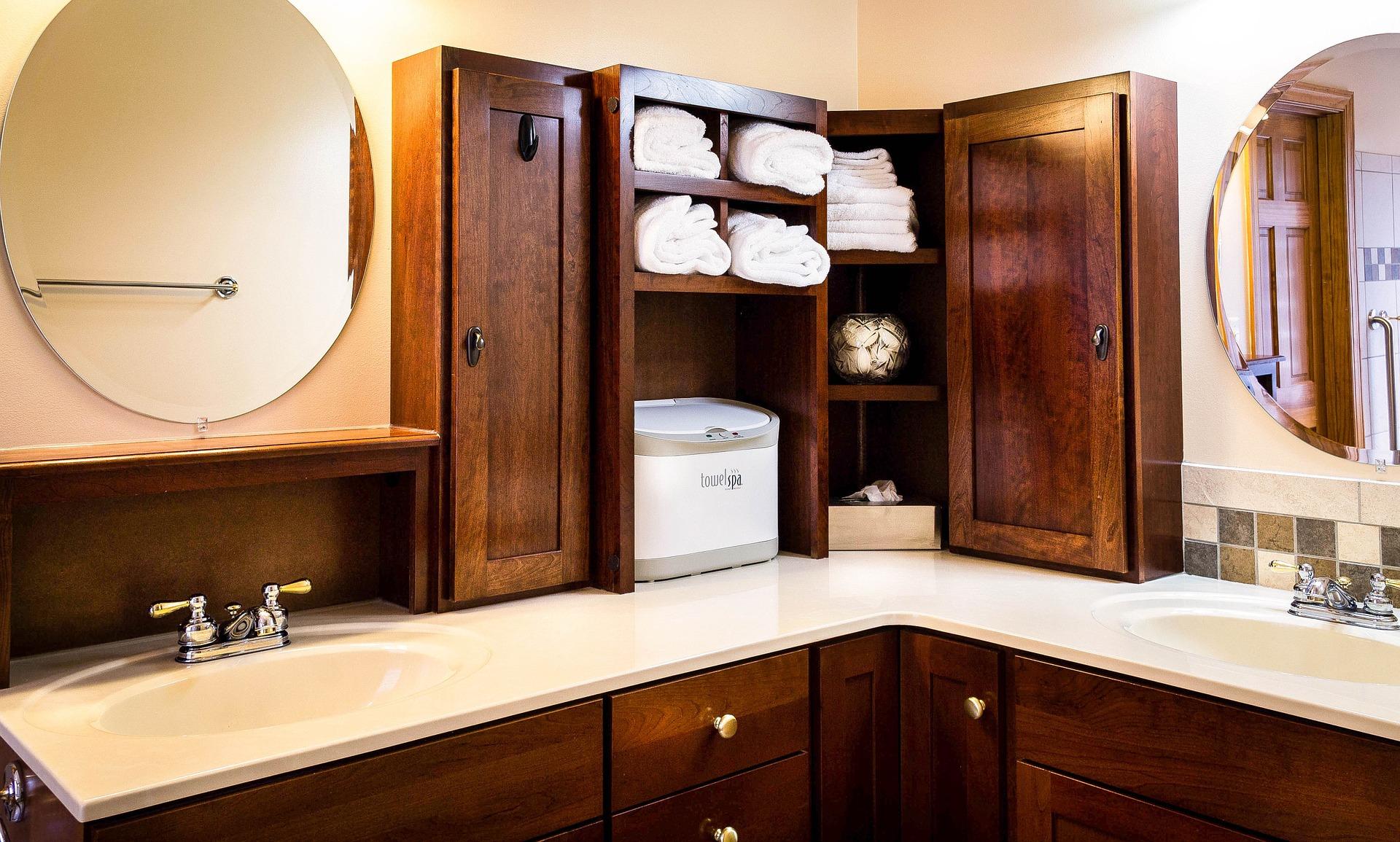 Organizador small bathroom