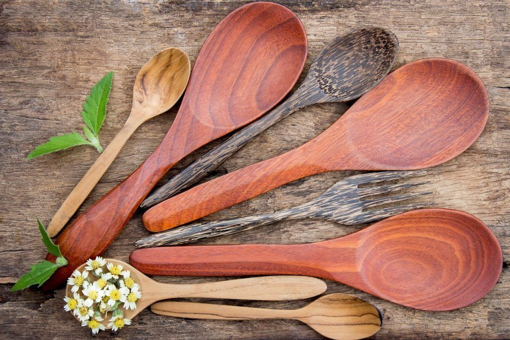 Organise your kitchen tools