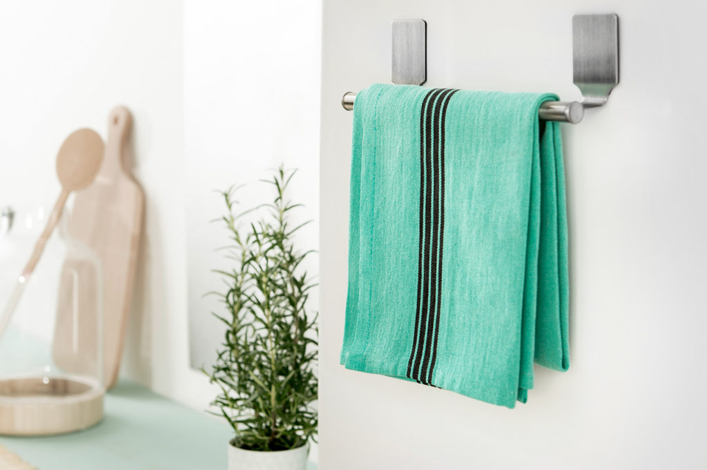 Clever ways to store and organise your home textiles